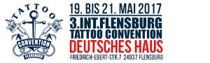 3.Int.Flensburg Tattoo Convention